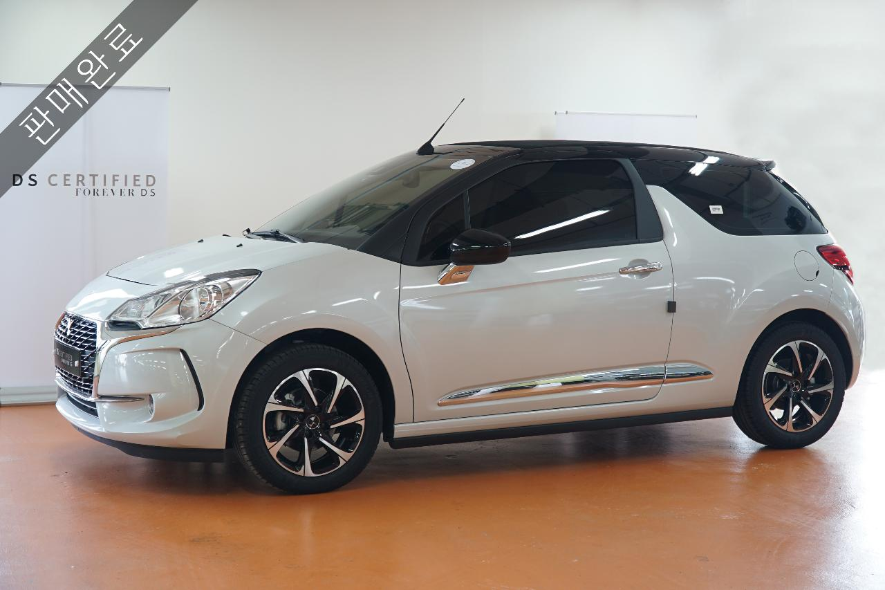 Ds DS 3 Cabriolet BE CHIC 1.6 BLUEHDI