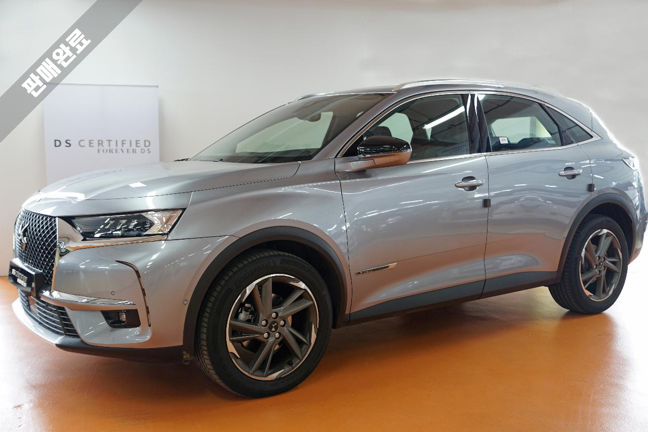 Ds DS 7 Crossback DS7 GRAND CHIC 2.0