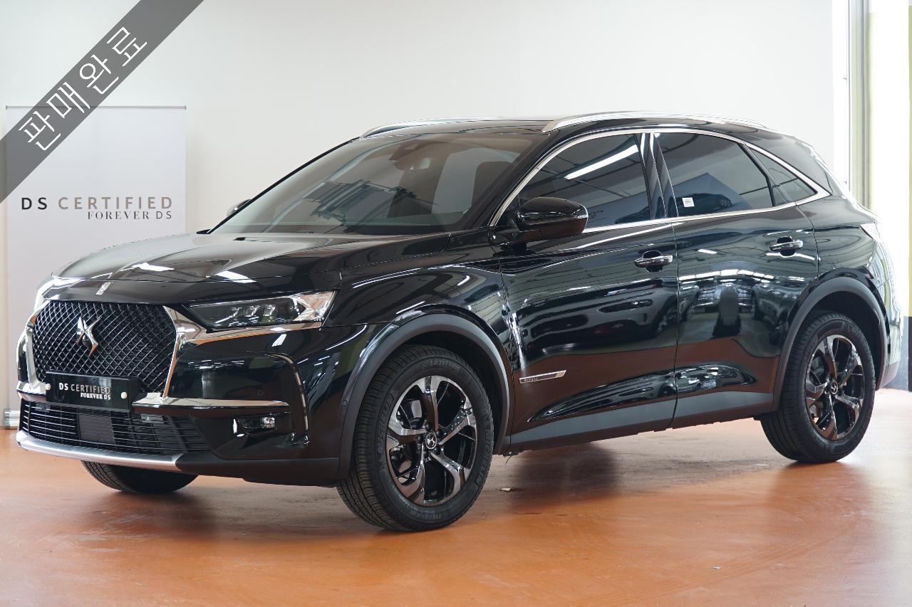 Ds DS 7 Crossback GRAND CHIC 2.0 BLUEHDI