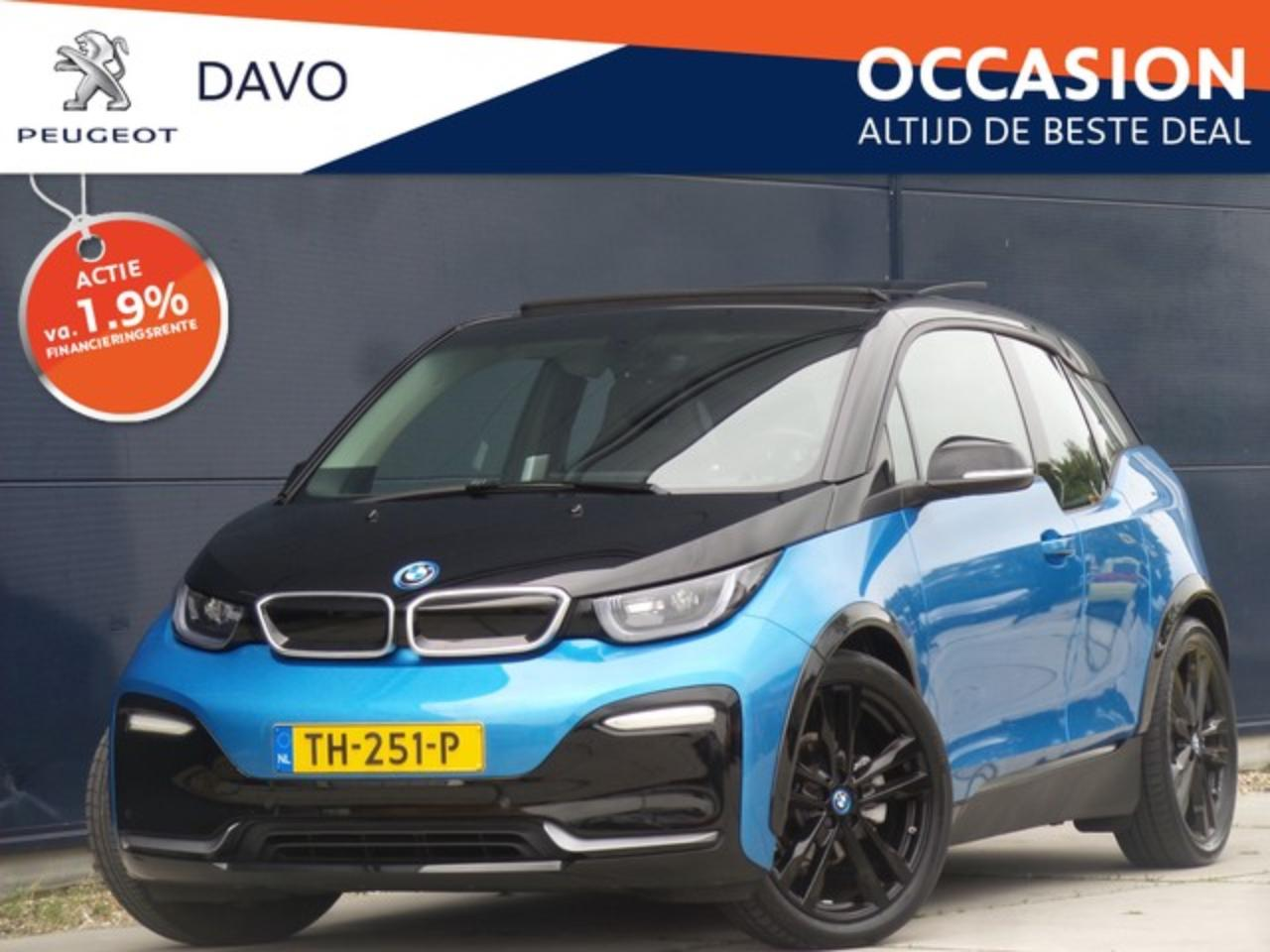Bmw i3 S iPerformance 94Ah 33 kWh Panorama I Leder I Came