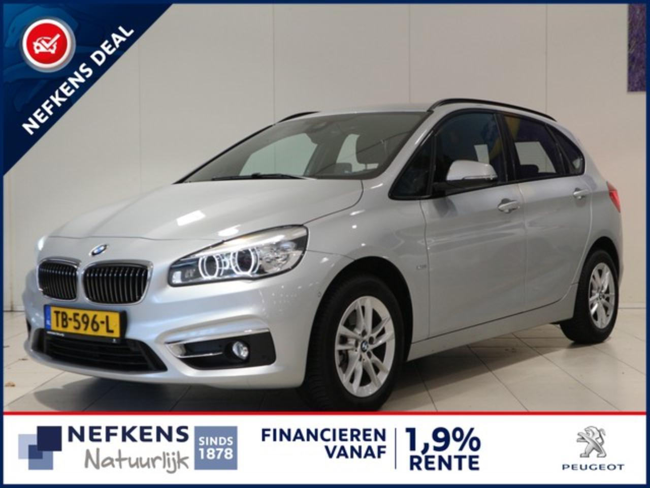 Bmw Serie 2 Active Tourer 218I 136 PK CORPORATE LEASE HIGH EXE