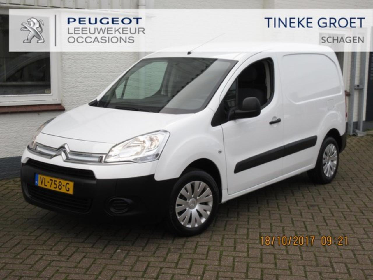 Citroën Berlingo 1.6 HDI 66KW