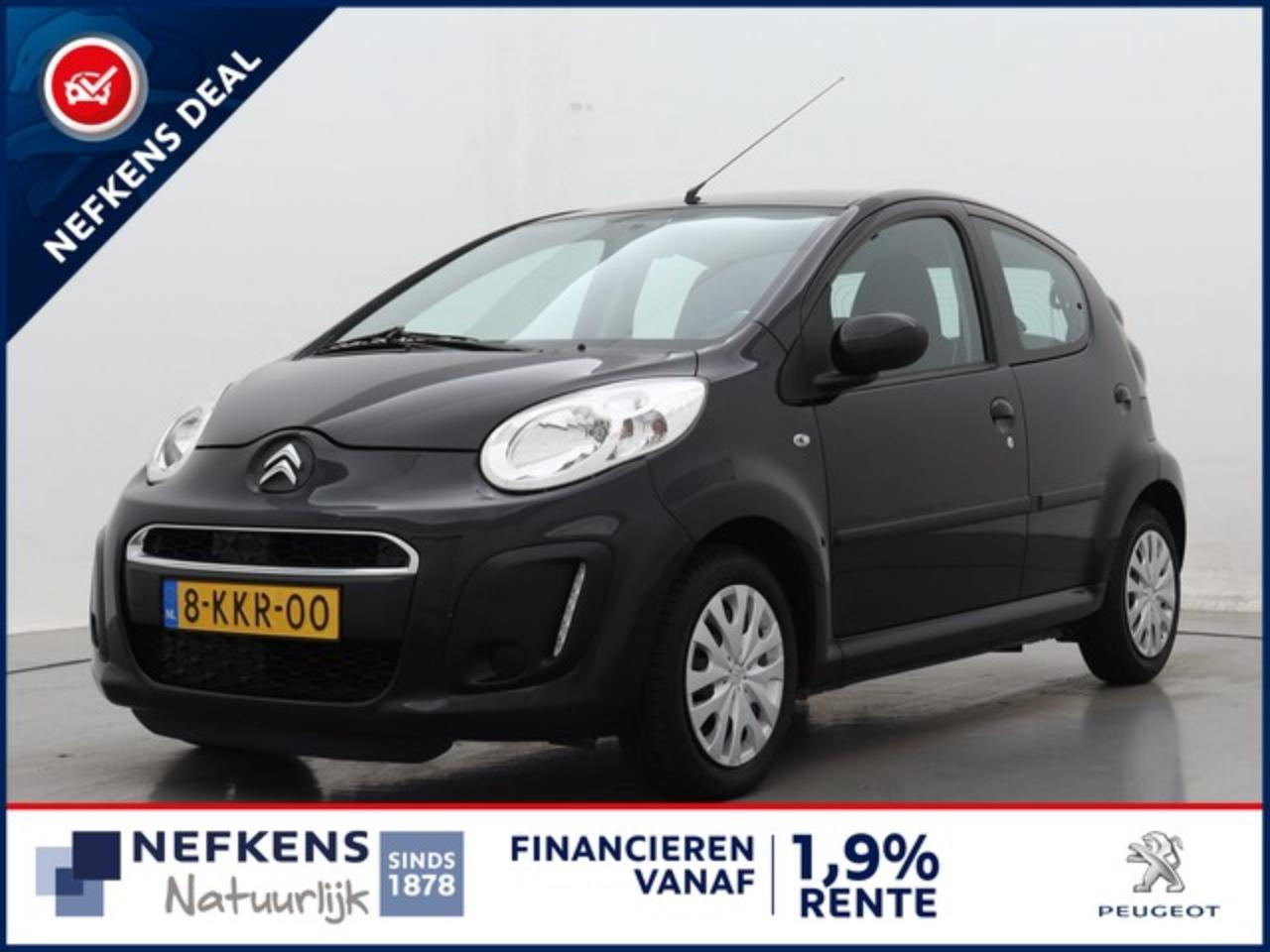 Citroën C1 1.0 68pk Collection | Airconditioning | Radio | St