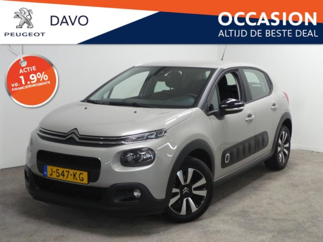 Citroën C3 1.2 PureTech S&S Feel * Navigatie / Apple Carplay