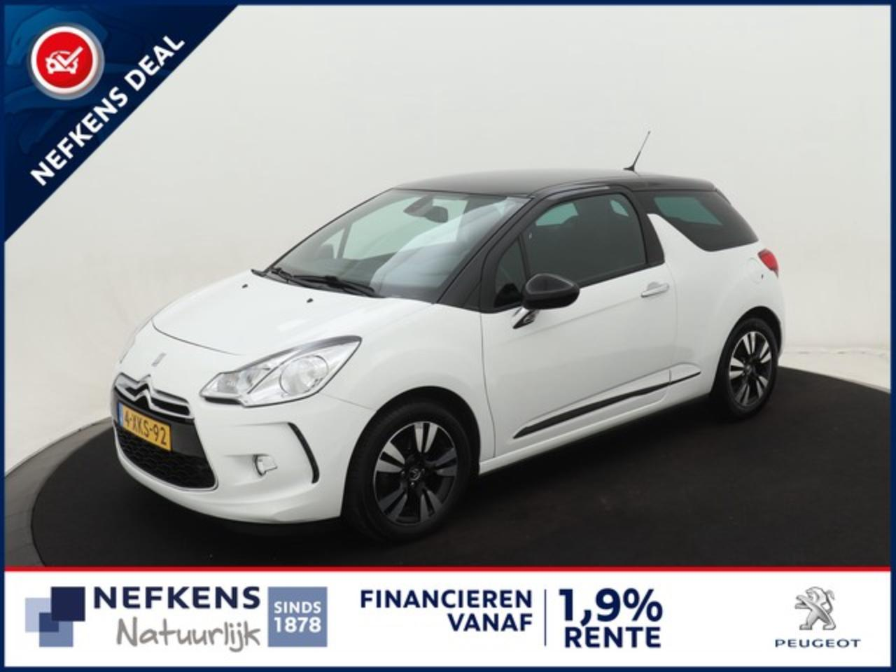 Ds DS3 DS 3 1.2 VTi So Chic | Navigatie | Cruise Controle | Ci