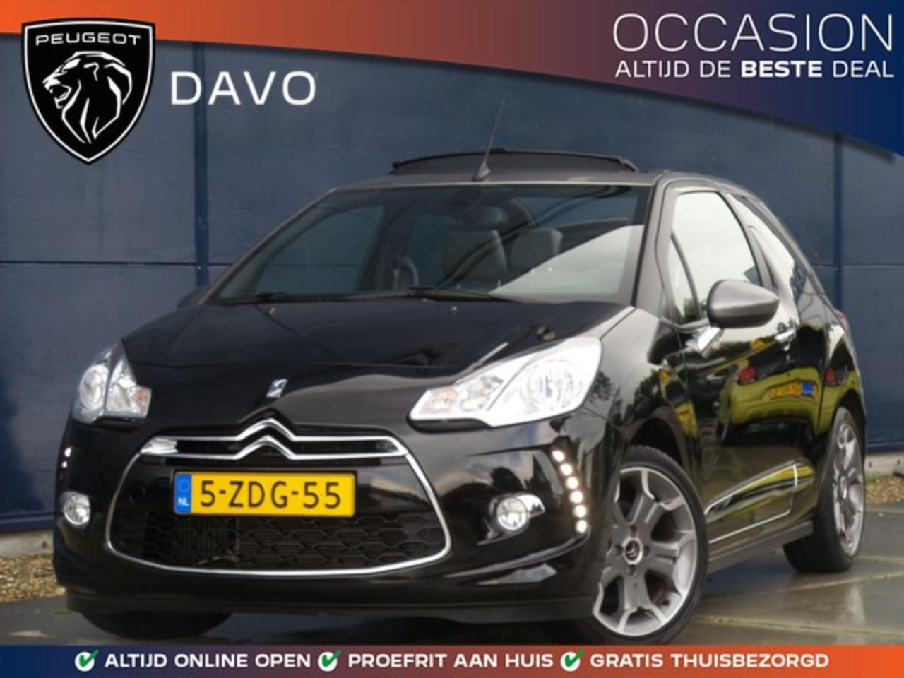 Ds DS 3 Cabriolet 1.6 THP Sport Chic Cabrio I Climate I Netjes !