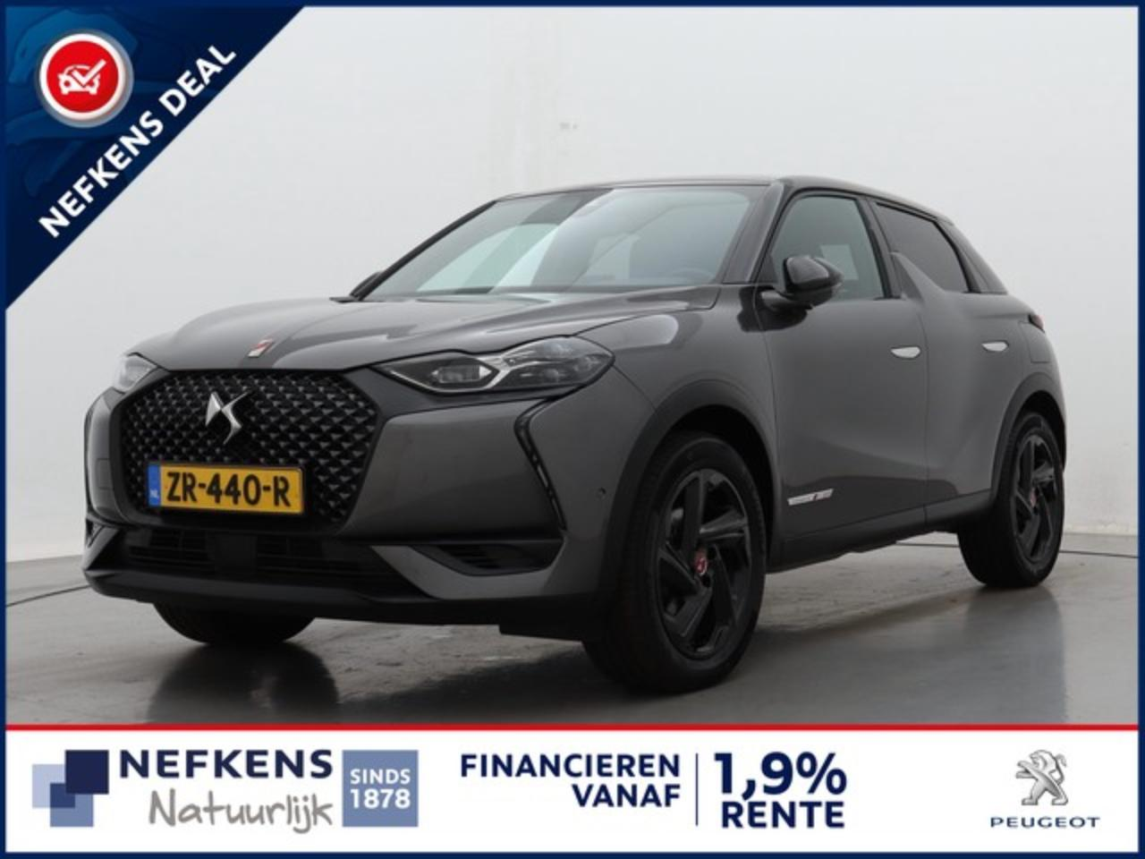Ds DS3 Crossback DS 3 CROSSBACK 1.2 130pk Automaat Performance Line | Navigatie |