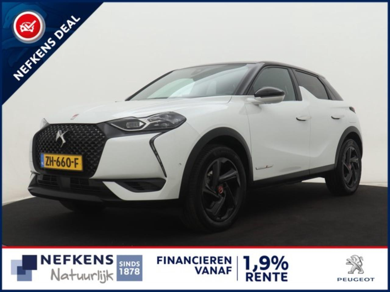 Ds DS3 Crossback DS 3 CROSSBACK 1.2 130pk PureTech Performance Line | Keyless | Na