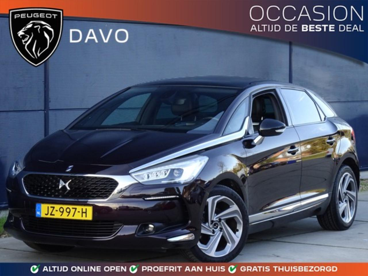 Ds DS5 DS 5 1.6 THP Business Executive Automaat I Panorama I L