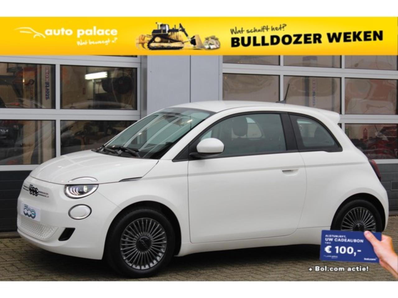 Fiat 500 e 42kWh 118PK AUTOMAAT BUSINESS LAUNCH EDITION 8%