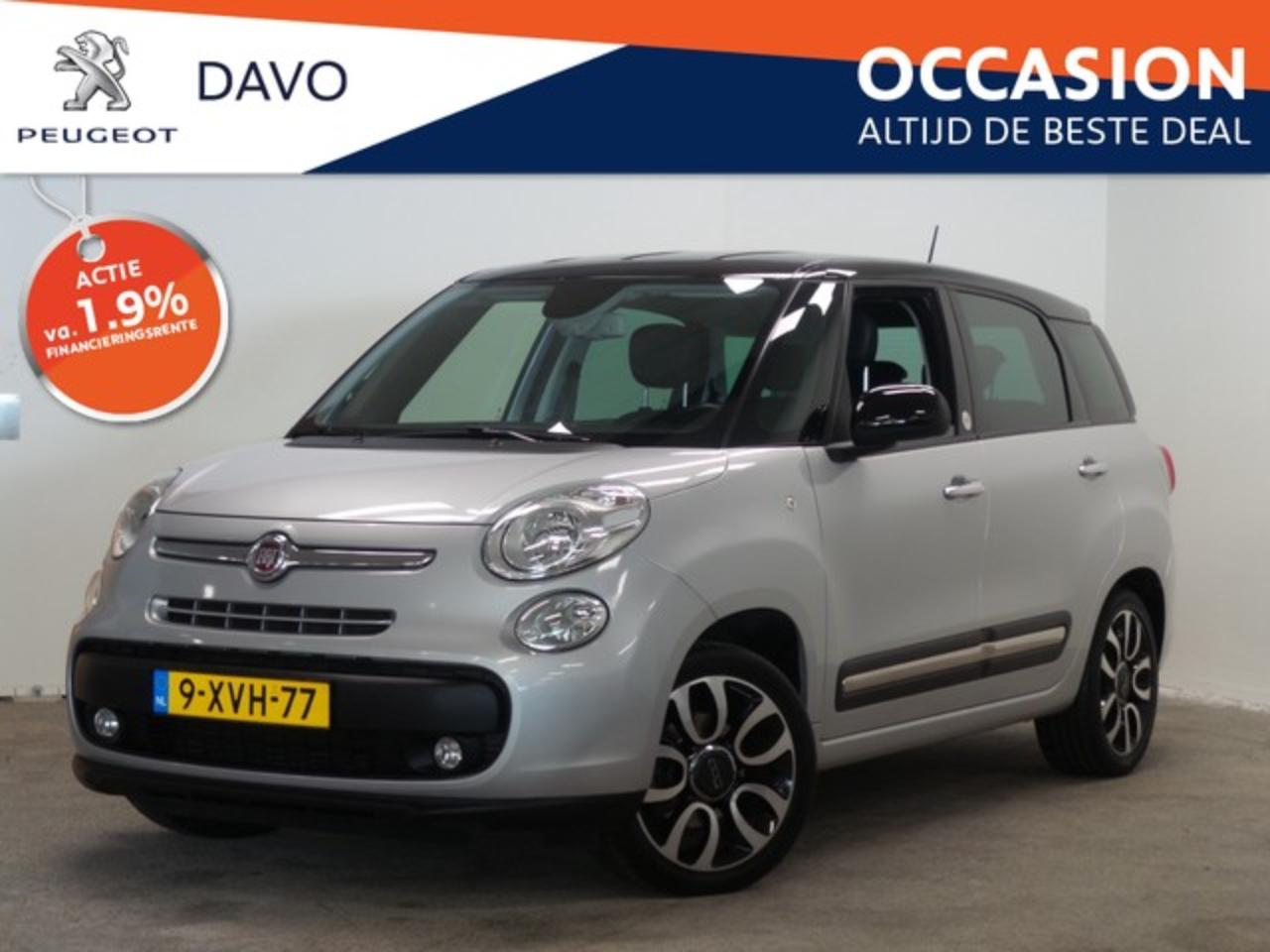 Fiat 500L 0.9 TwinAir Lounge 7p. ! 7 PERSOONS !