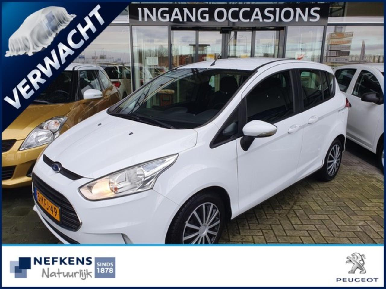 Ford B-Max 1.0 EcoBoost Style | Airco | Cruise controle | Sto