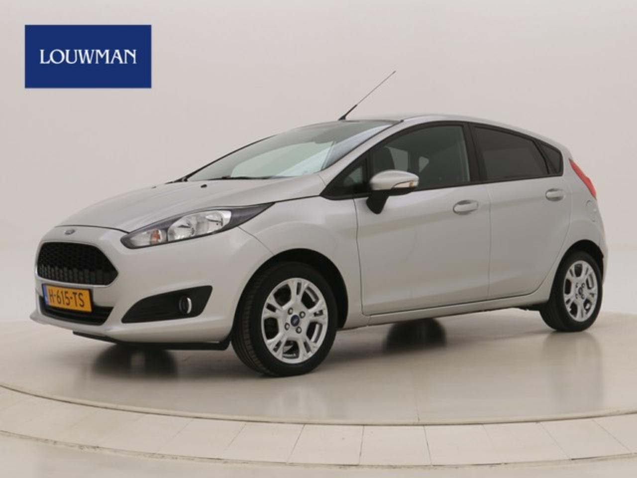 Ford Fiesta 1.0 EcoBoost Style | Automaat | Clima | Parkeersen