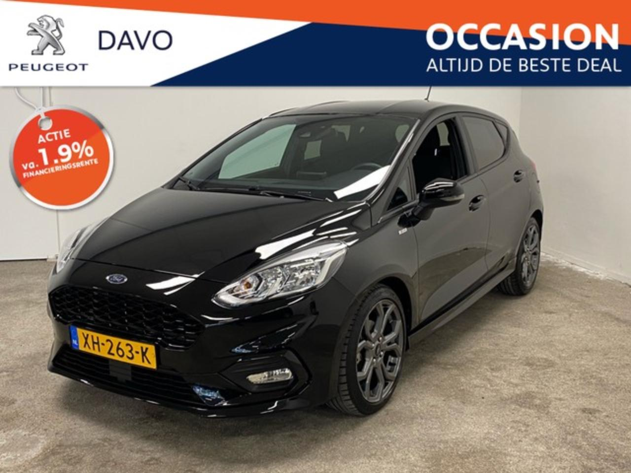 Ford Fiesta 1.0 EcoBoost ST-Line MET NAVIGATIE & CLIMATE CONTR