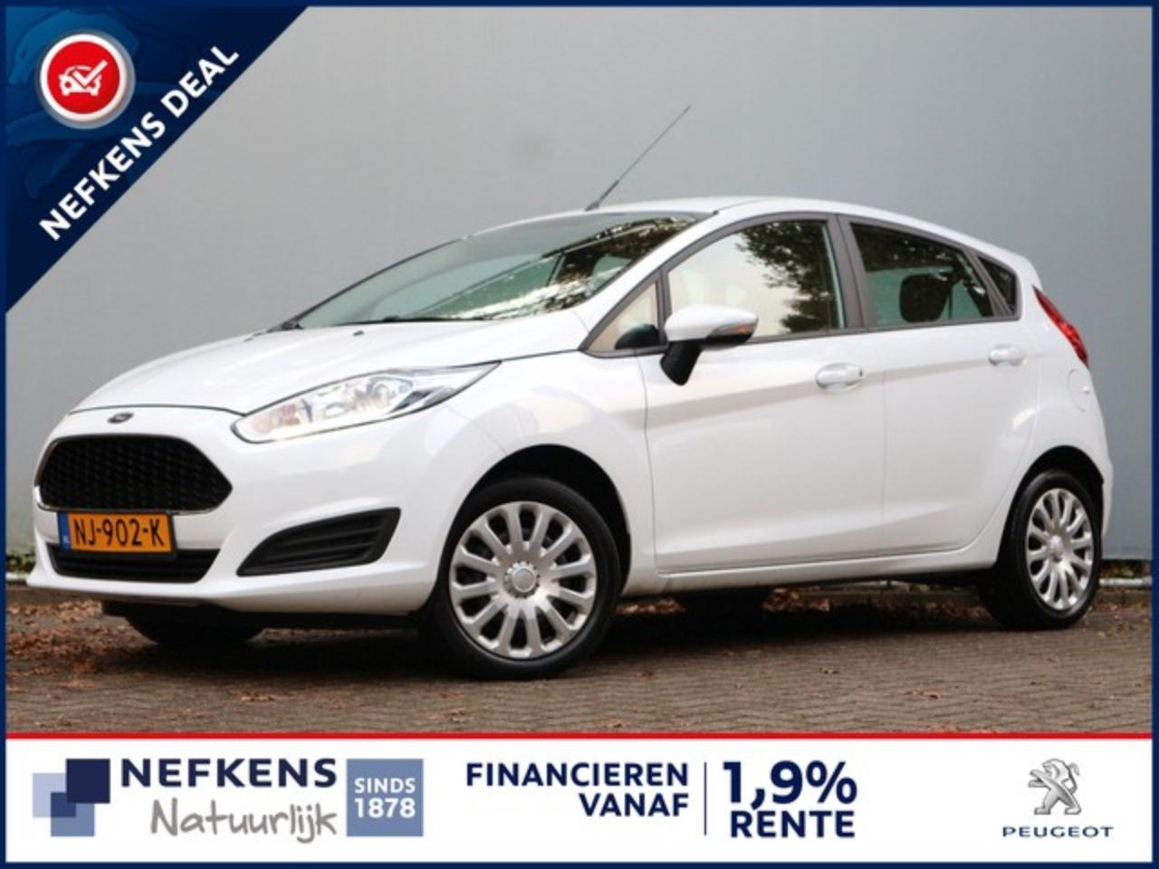 Ford Fiesta 1.0 66 PK STYLE ESSENTIAL | NAVIGATIE | AIRCO | BL