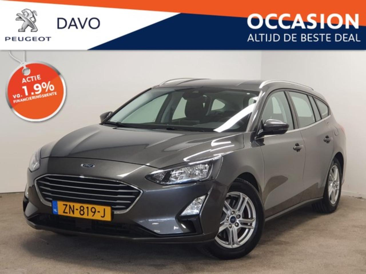 Ford Focus Wagon 1.0 EcoBoost Trend Edition Business * Naviga