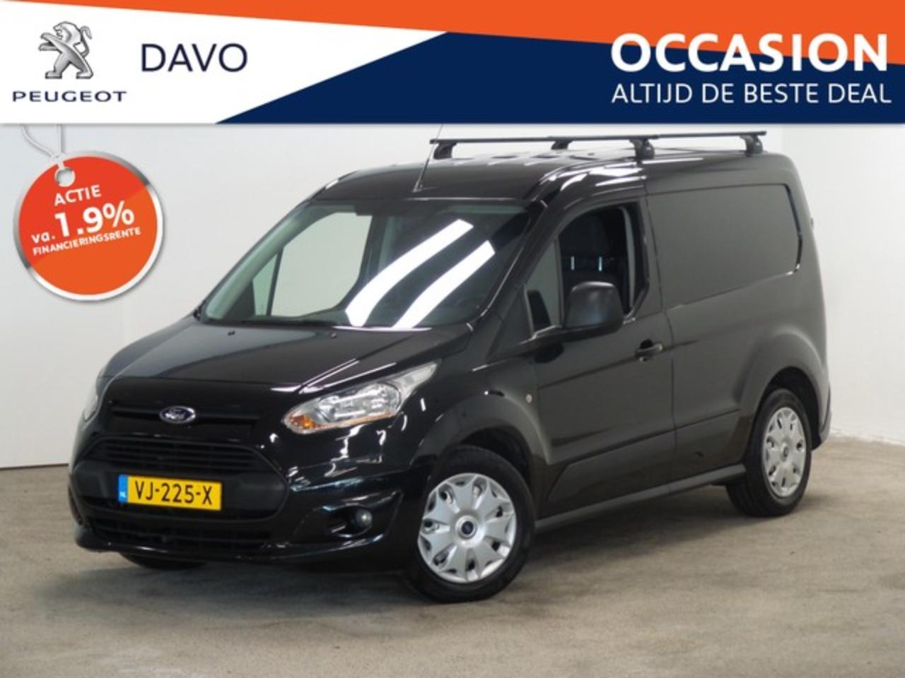 Ford Transit Connect 1.6 TDCI L1 Trend * Trekhaak / Bluetooth / Dakdrag