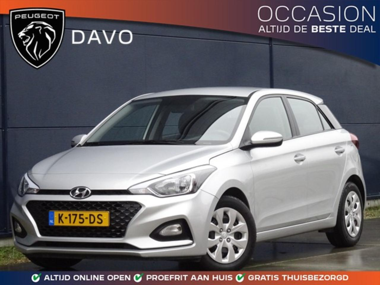 Hyundai I20 1.0 T-GDI 100pk Comfort met Apple Carplay I Airco