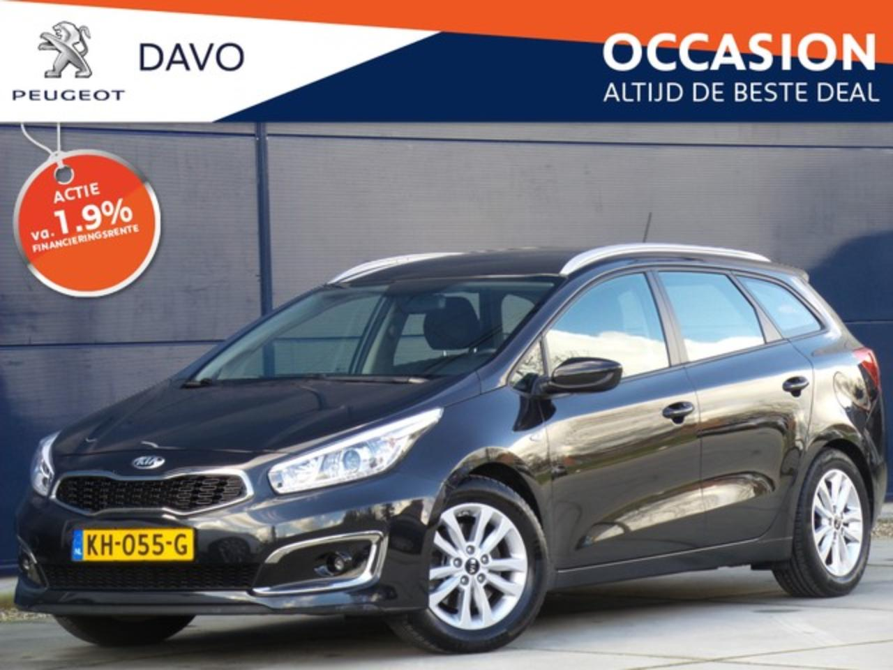 Kia cee-d 1.0 T-GDi First Edition Navigatie I Trekhaak I Air