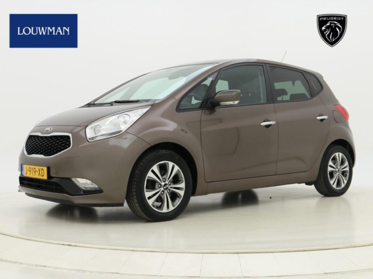 Kia Venga 1.6 CVVT ExecutiveLine | Camera | Navi | Keyless |