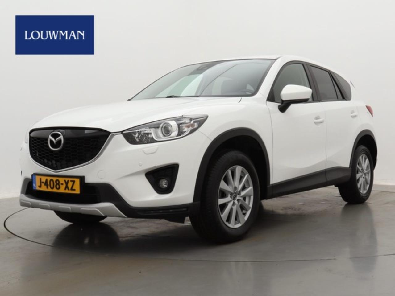 Mazda CX-5 2.0 165pk Skylease+ Limited Edition 2WD | Navi | B