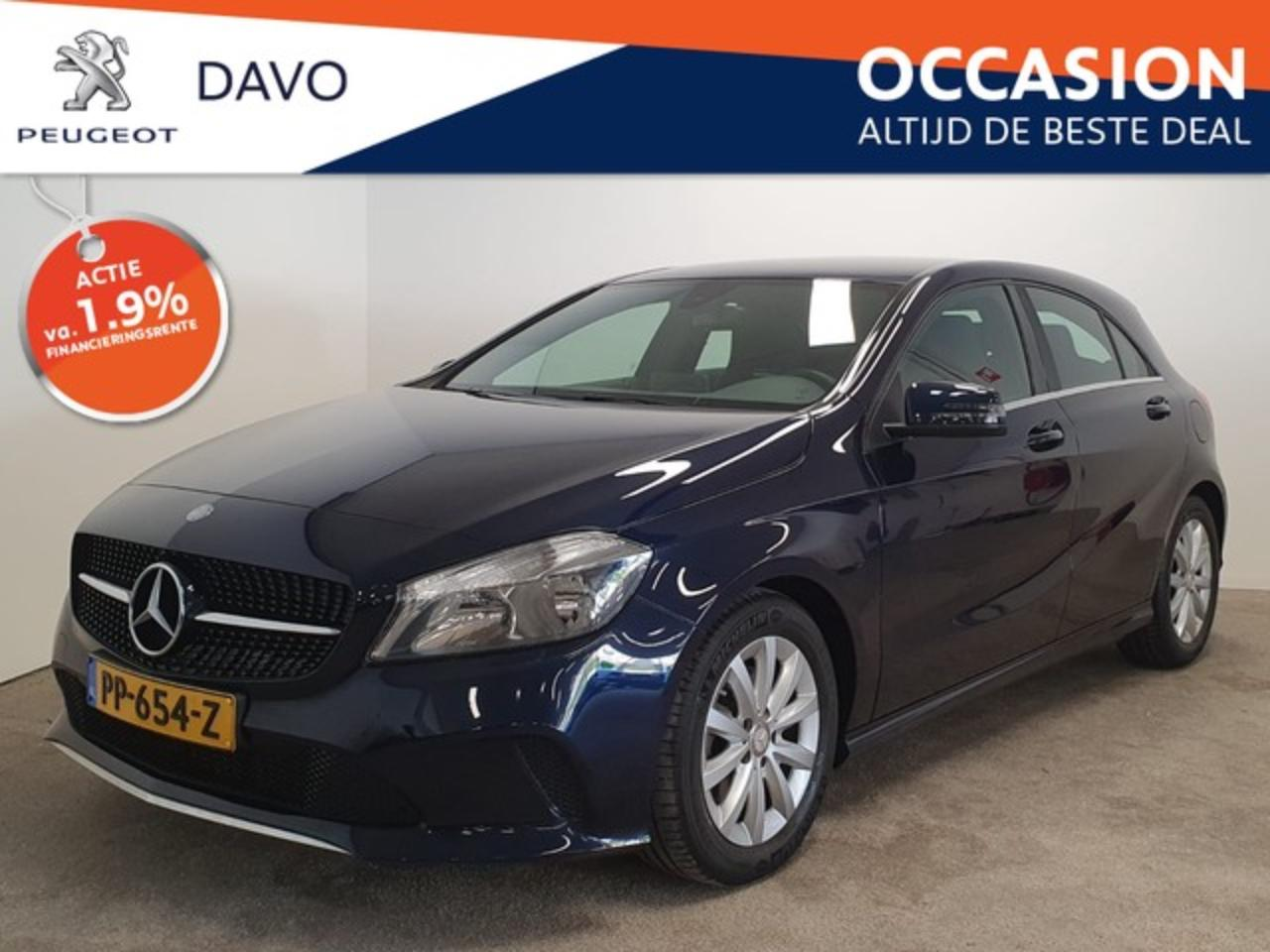 Mercedes Classe A 180 Business Solution * Navigatie / Camera *