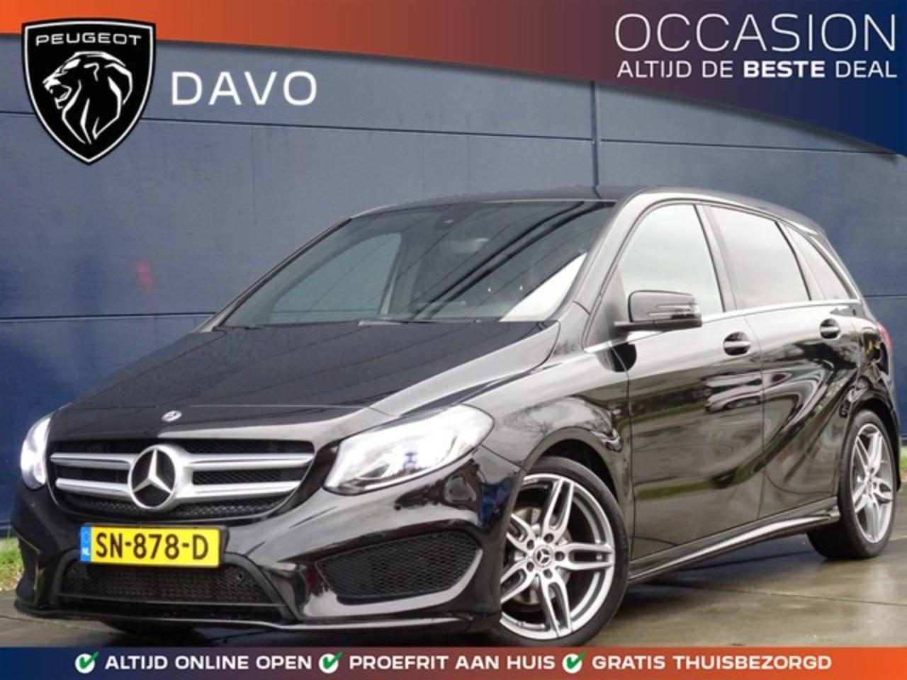 Mercedes Classe B 180 Business Solution AMG Upgrade Edition met Navi