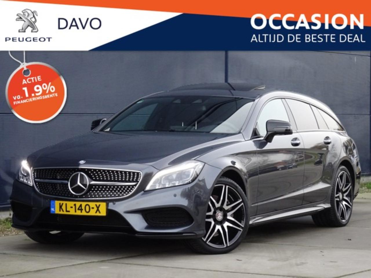 Mercedes CLS Shooting Brake 400 AMG Sport Edition met Opendak I