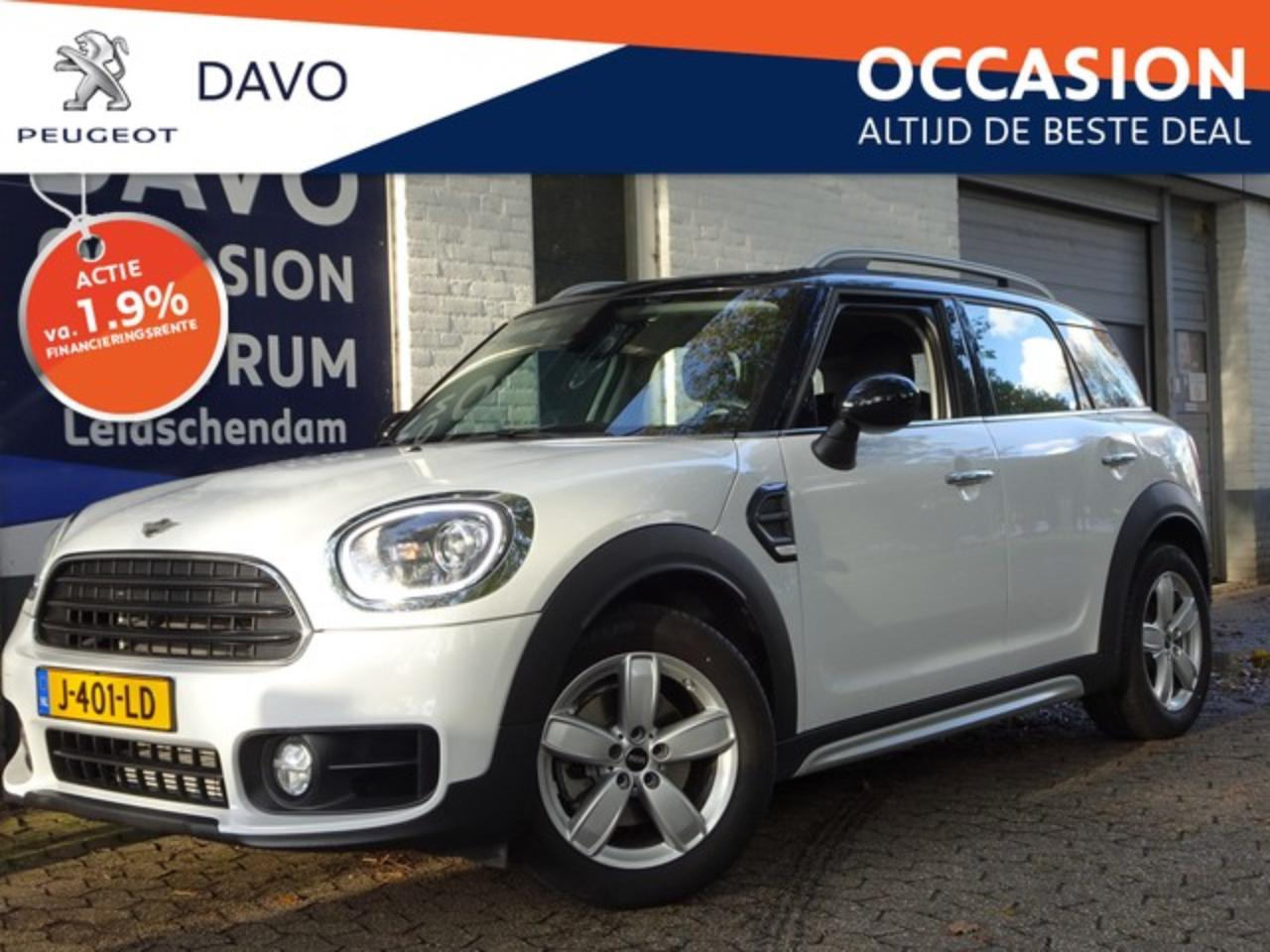 Mini Countryman 1.5 Cooper Dutch Made Edition Navigatie | Keyless