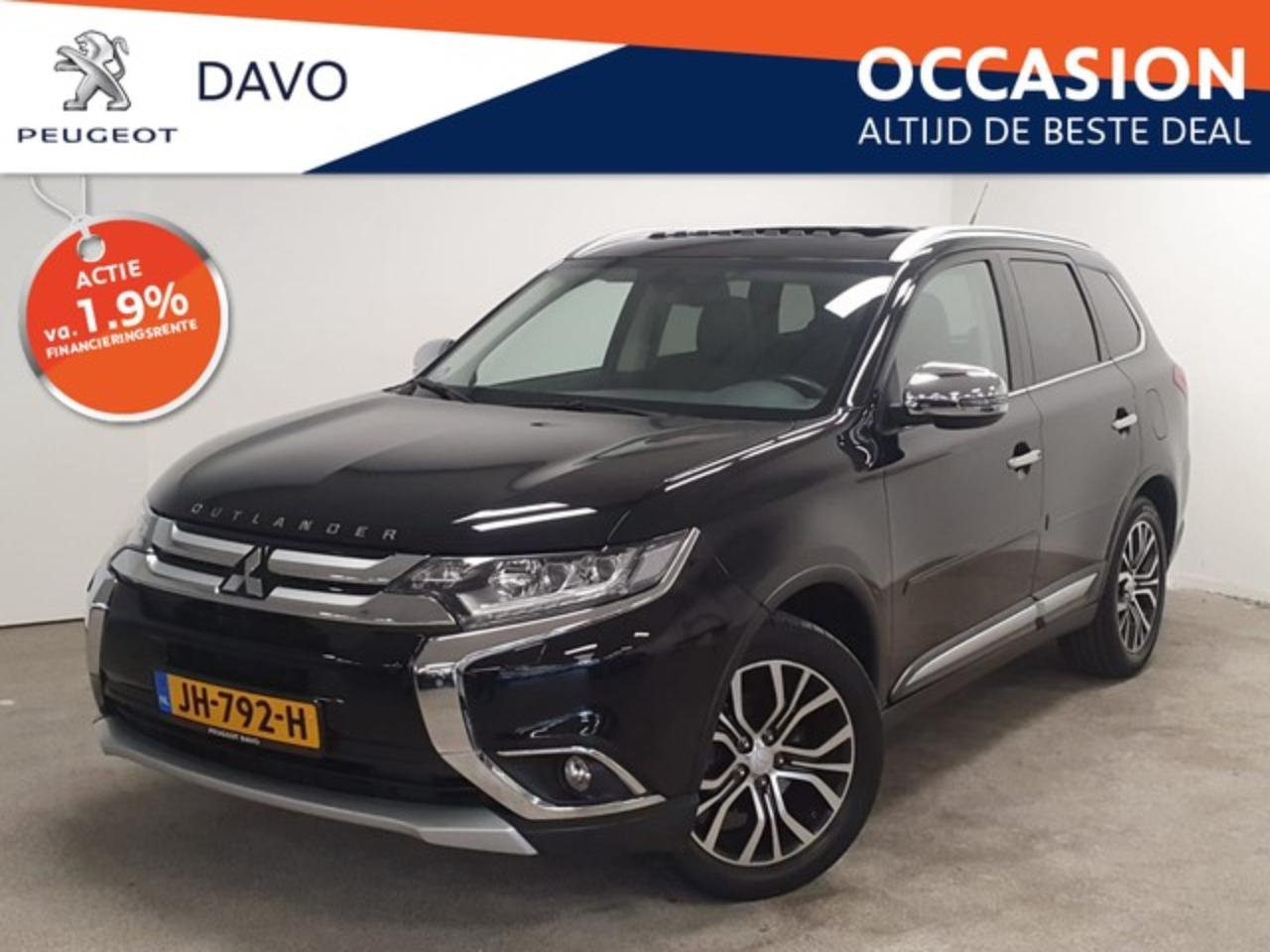 Mitsubishi Outlander 2.0 Instyle * Automaat *  7 personen