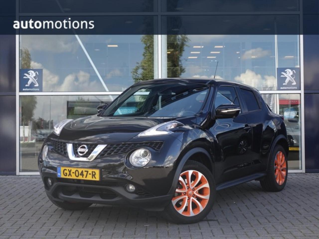 Nissan Juke 1.2 DIG-T 115pk 2WD Connect Edition l NAVI CLIMA C