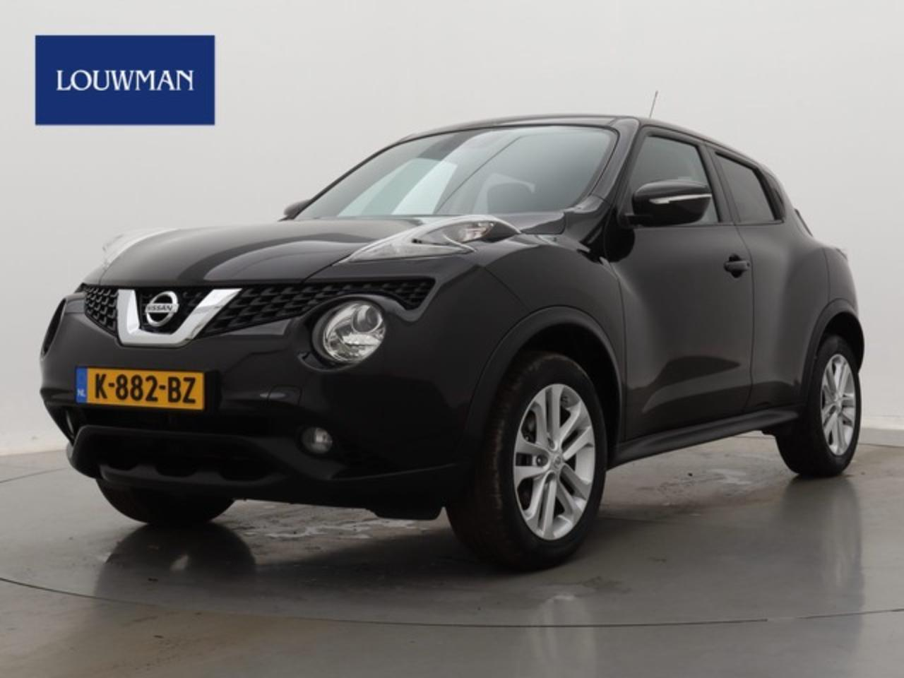 Nissan Juke 1.2 116pk DIG-T S/S Connect Edition |Navi | Camera