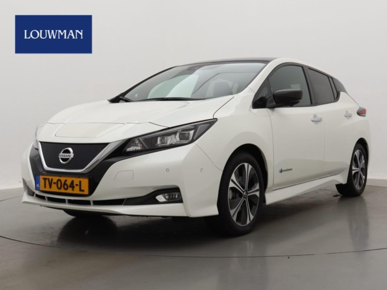 Nissan Leaf Electric 40kWh Tekna | Navigatie | Airconditioning