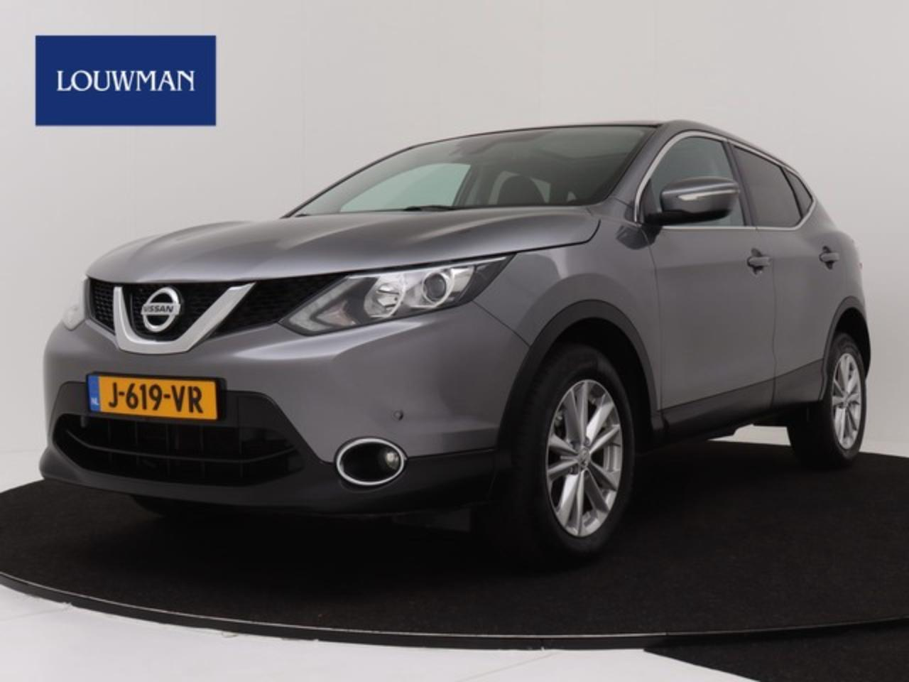 Nissan Qashqai 1.2 Connect Edition | Navi | Camera | Cruise | Cli