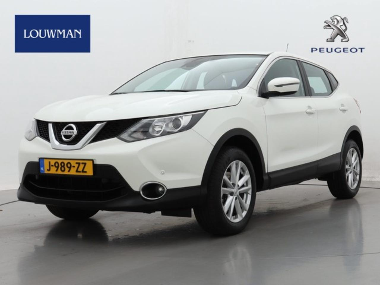 Nissan Qashqai 1.2 116pk Connect Edition | Navi | Camera | Cruise