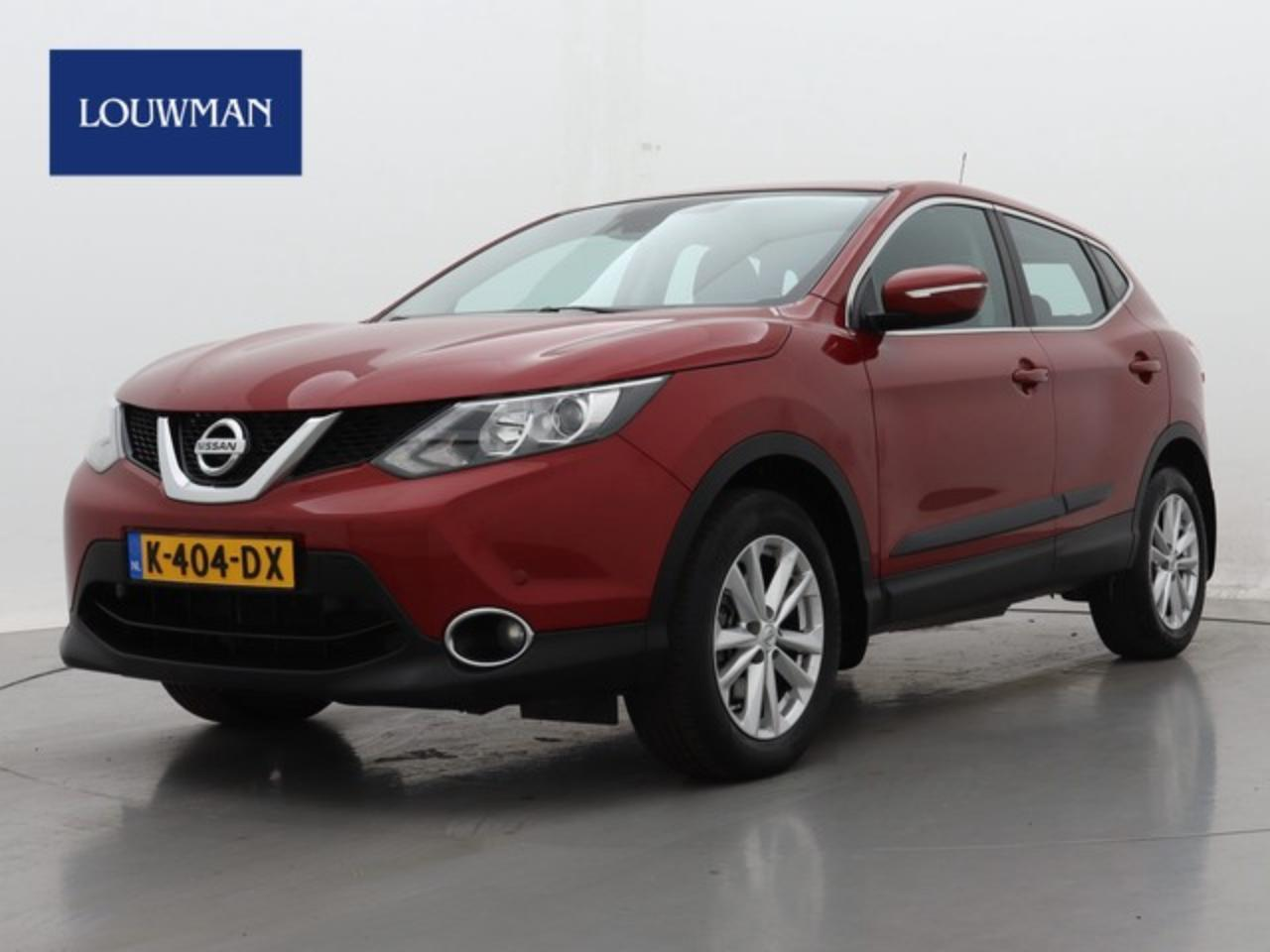 Nissan Qashqai 1.2 Connect Edition | NAV | Camera | Stoelverwarmi