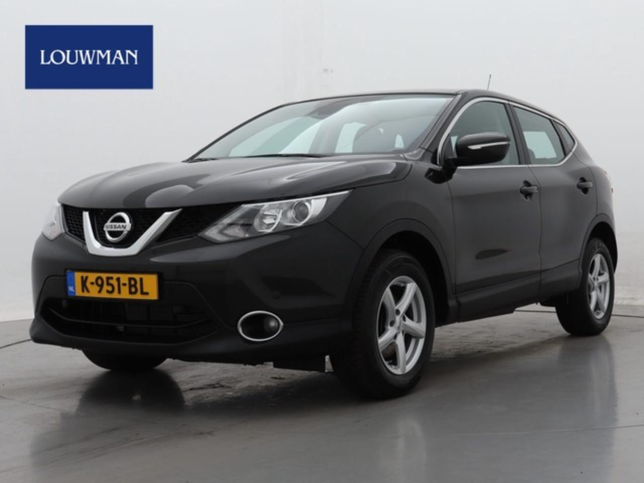 Nissan Qashqai 1.2 Connect Edition | Navigatie | Climate | Camera