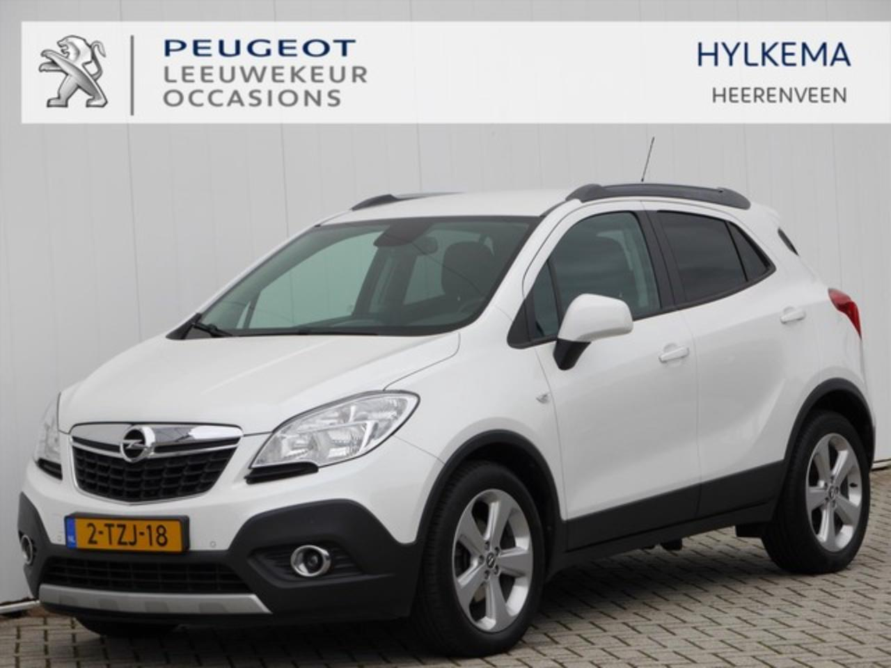 Opel Mokka 1.4 TURBO 140pk Edition | Trekhaak | Airconditioni