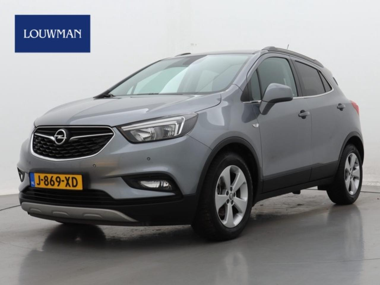 Opel Mokka X 1.4 Turbo Innovation | Navi | Camera | Vol Leder |
