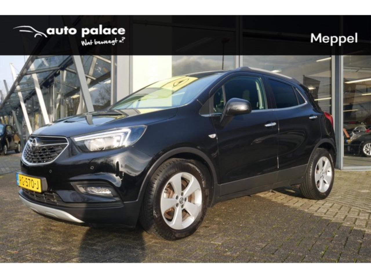 Opel Mokka X 1.4 Turbo 140pk Start/Stop Innovation | ZEER LUXE
