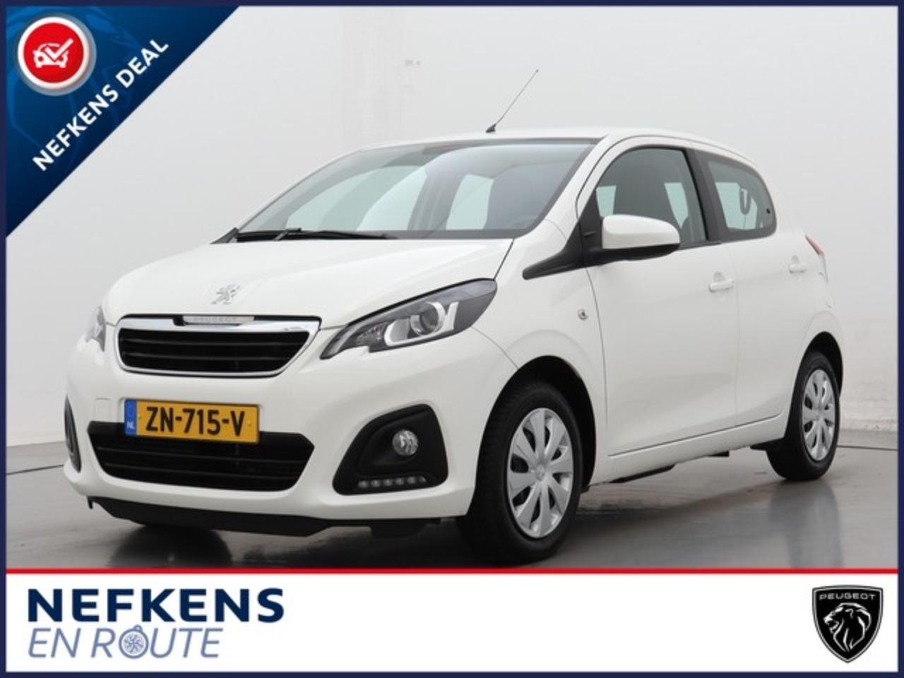Peugeot 108 1.0 72pk Active Pack Premium | Airco | Bluetooth |