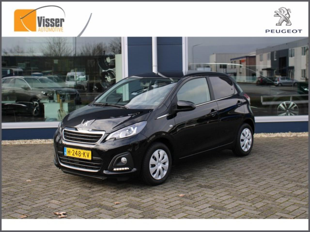 Peugeot 108 1.0 e-VTi Active Airconditioning | Bluetooth | Get
