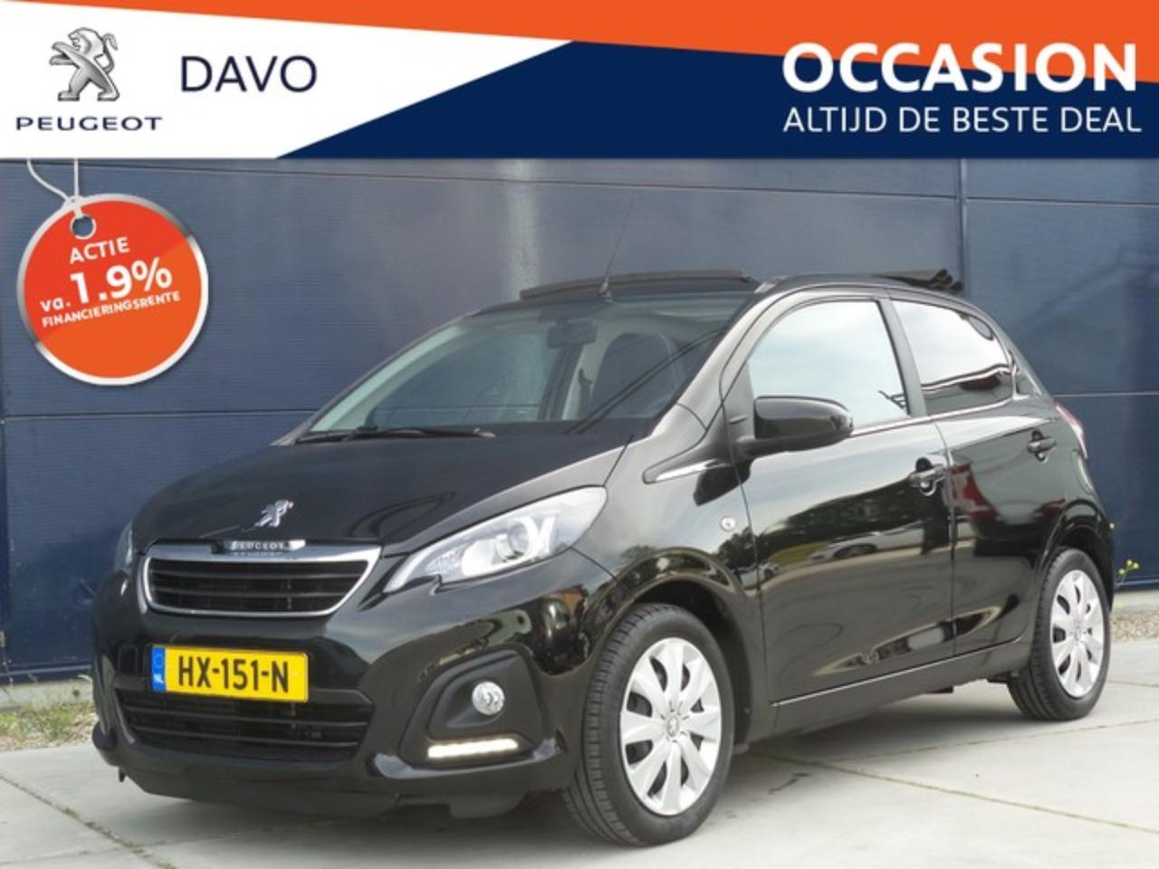 Peugeot 108 1.0 e-VTi Active TOP! Cabrio I Airco I Bluetooth