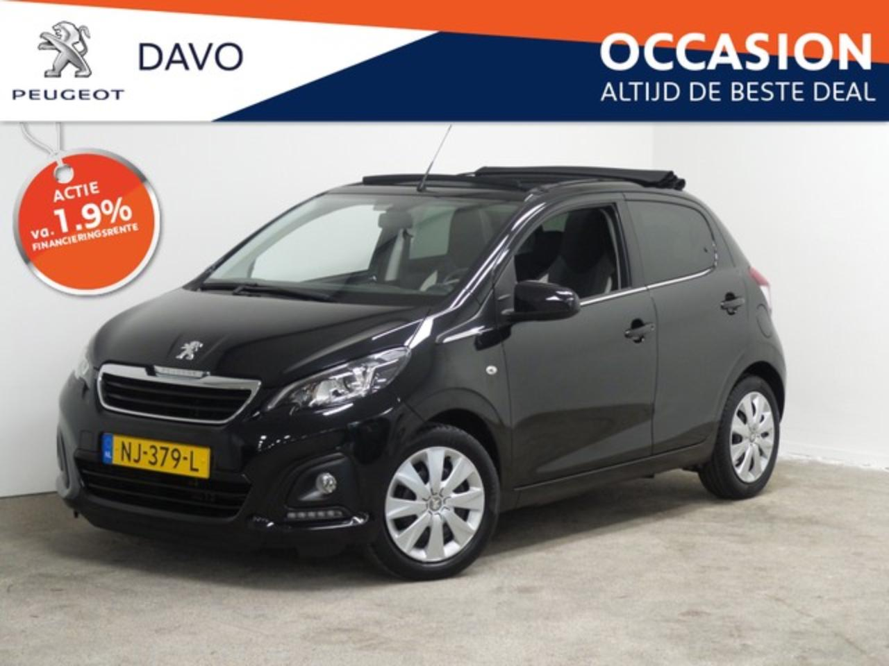 Peugeot 108 1.0 e-VTi Active TOP! Airconditioning - Cabriolet