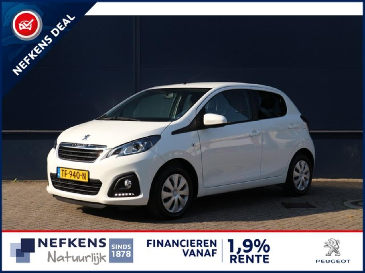 Peugeot 108 1.0 68 PK ACTIVE | AIRCO | BLUETOOTH | LED DAGRIJV