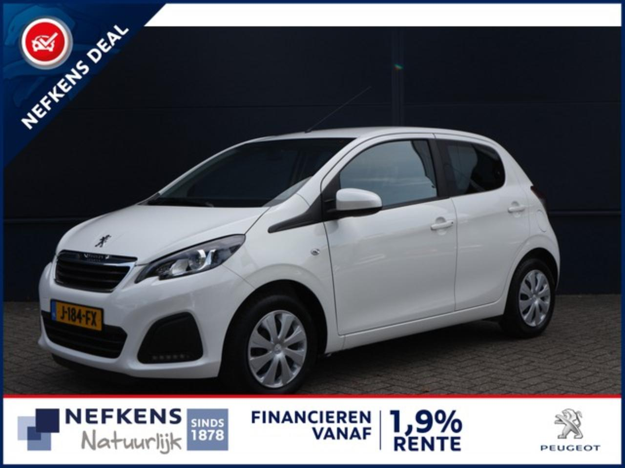 Peugeot 108 1.0 72 PK ACTIVE AUTOMAAT | AIRCO | APPLE CARPLAY