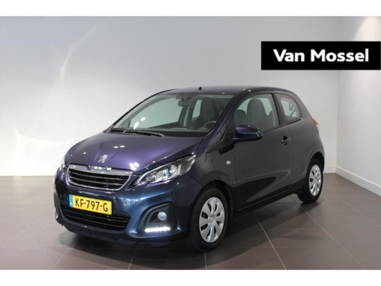 Peugeot 108 68pk 3D Active AIRCO / LAGE KM STAND