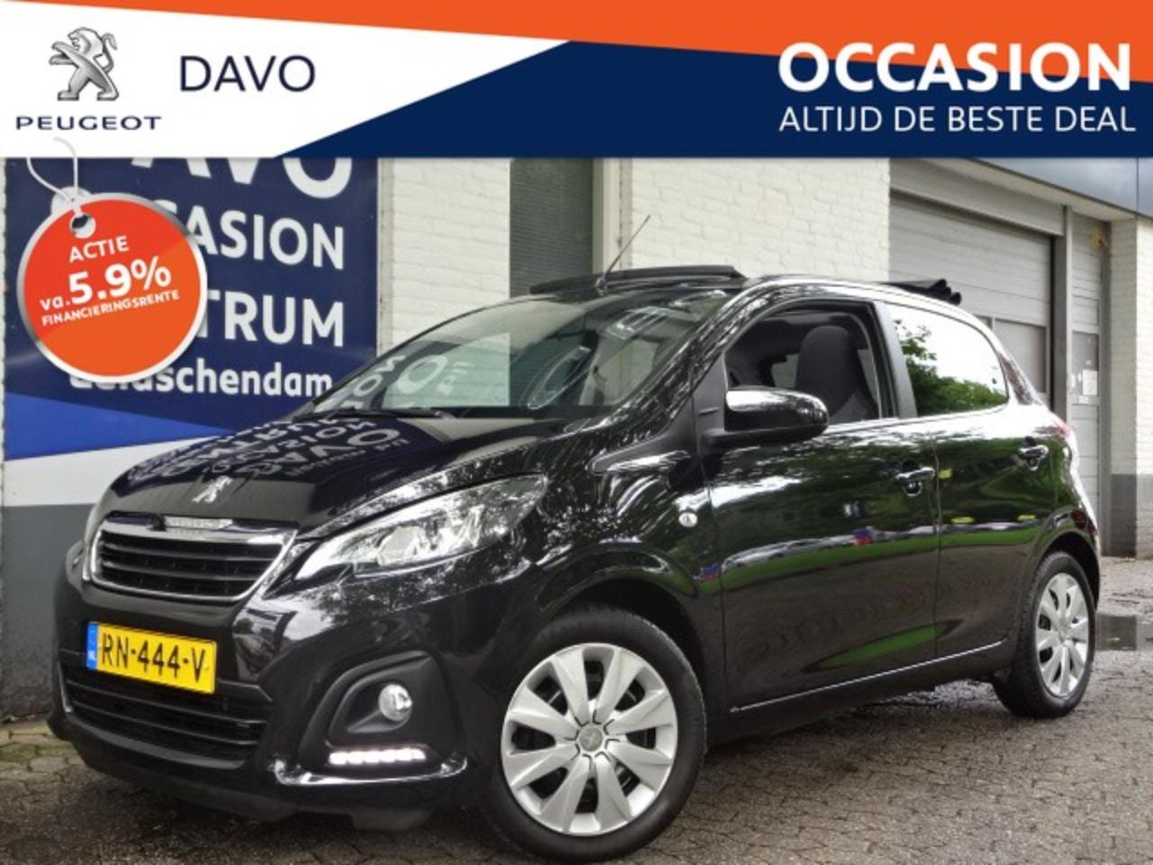 Peugeot 108 1.0 e-VTi Active TOP! Vouwdak | airco | Bluetooth
