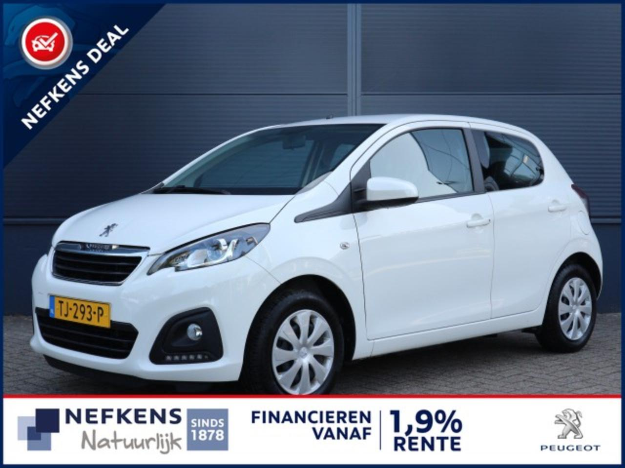 Peugeot 108 1.0 ACTIVE | AIRCO | BLUETOOTH | LED DAGRIJ VERLIC