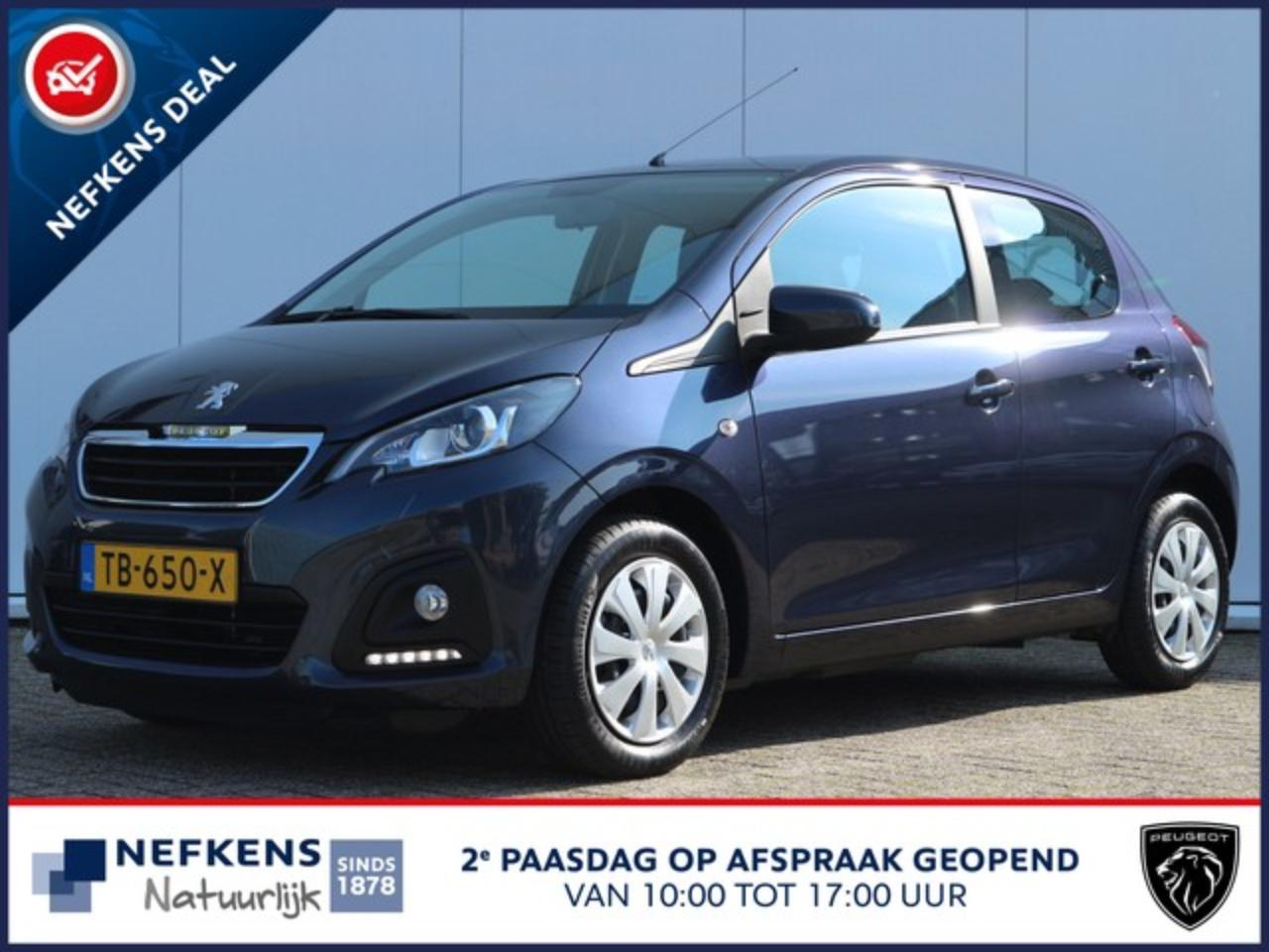 Peugeot 108 1.0 68 PK ACTIVE AIRCO / BLUETOOTH